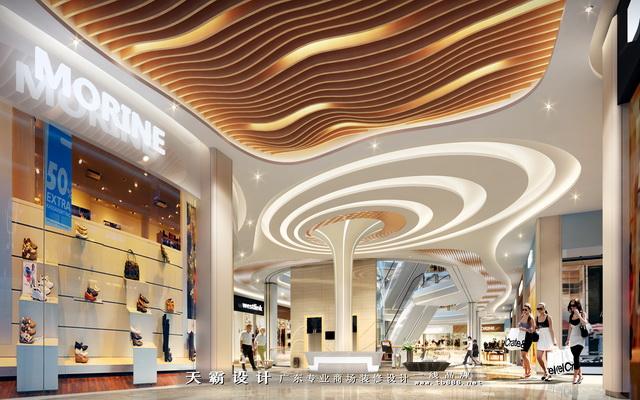 2017什么类型的商业空间设计项目更盛行?