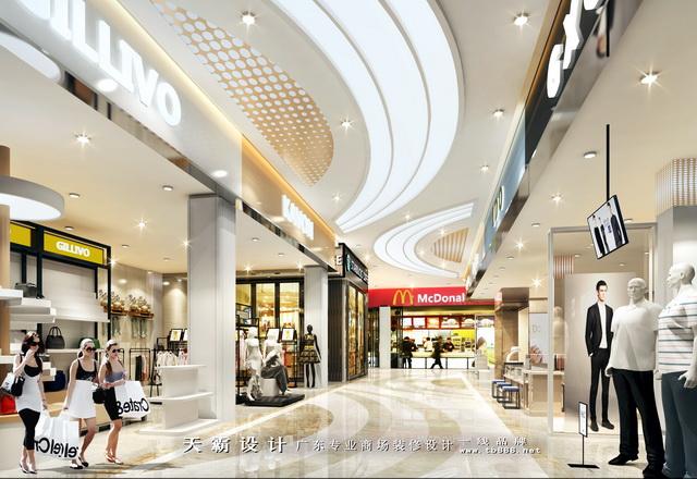 商业空间设计项目位置好就能赚钱的时代已逝