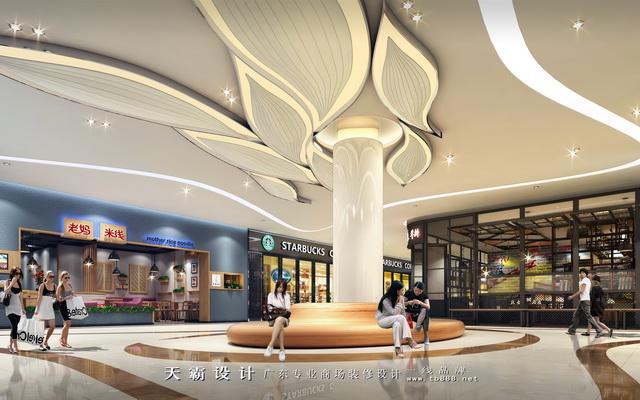 商业空间设计装饰材料的选择要注意的几点建议