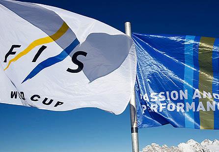 FIS高山滑雪世界杯品牌VI设计