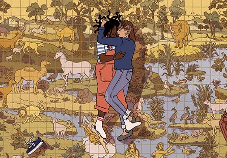 精致的Ilya Milstein's插画设计作品欣赏