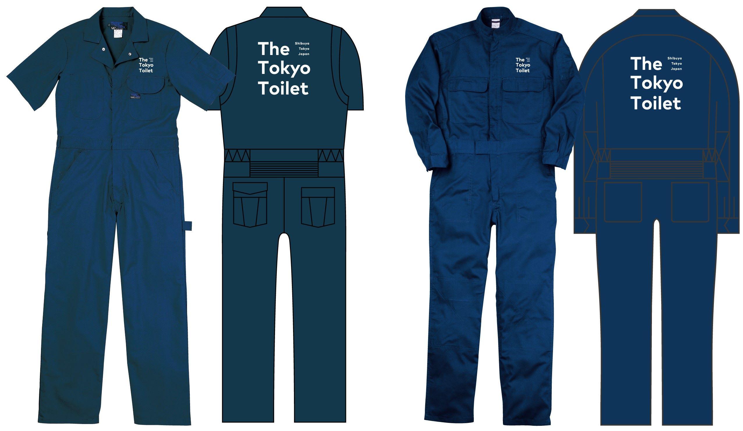 NIGO为厕所检查员<a href=http://www.ccdol.com/ target=_blank class=infotextkey>设计</a>的工作服