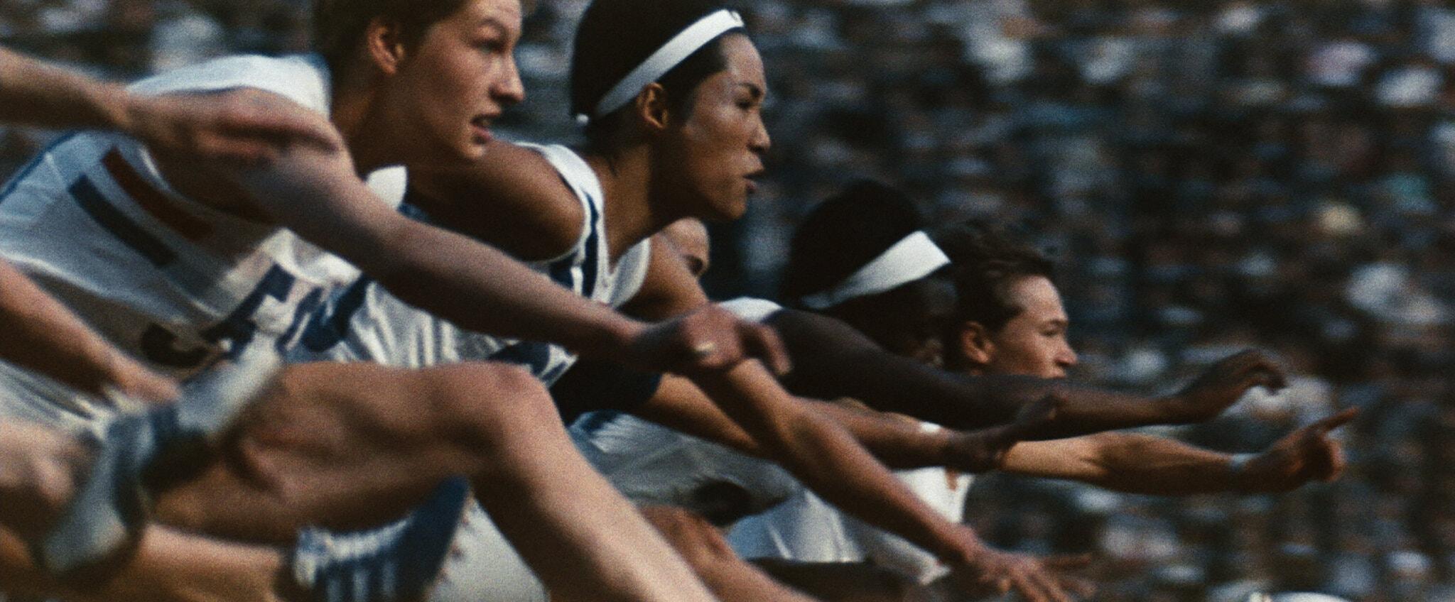 纪录片《东京奥运会》中的场景