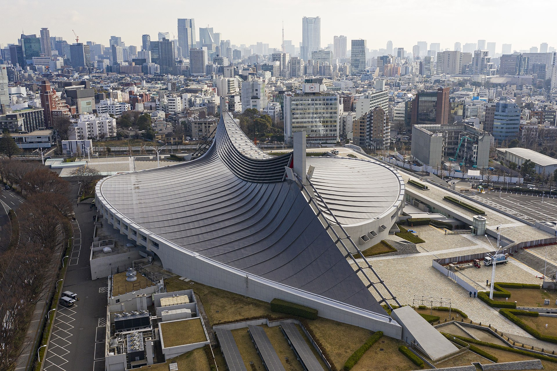 东京国立代代木竞技场
