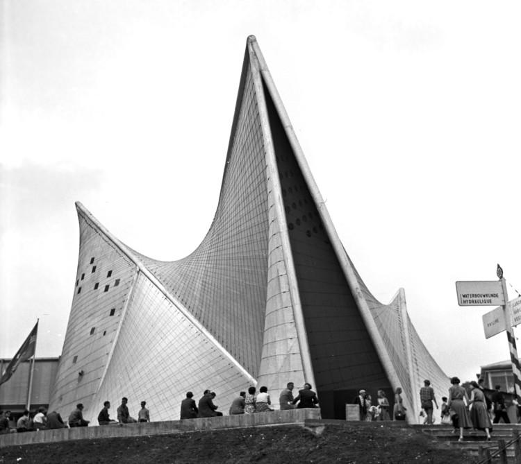 布鲁塞尔世博会飞利浦馆