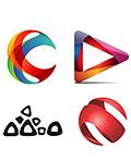 图文并茂分析Logo设计中常用的四种创意方式