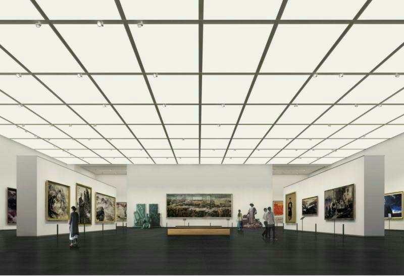 安徽省美术馆征集标识设计方案