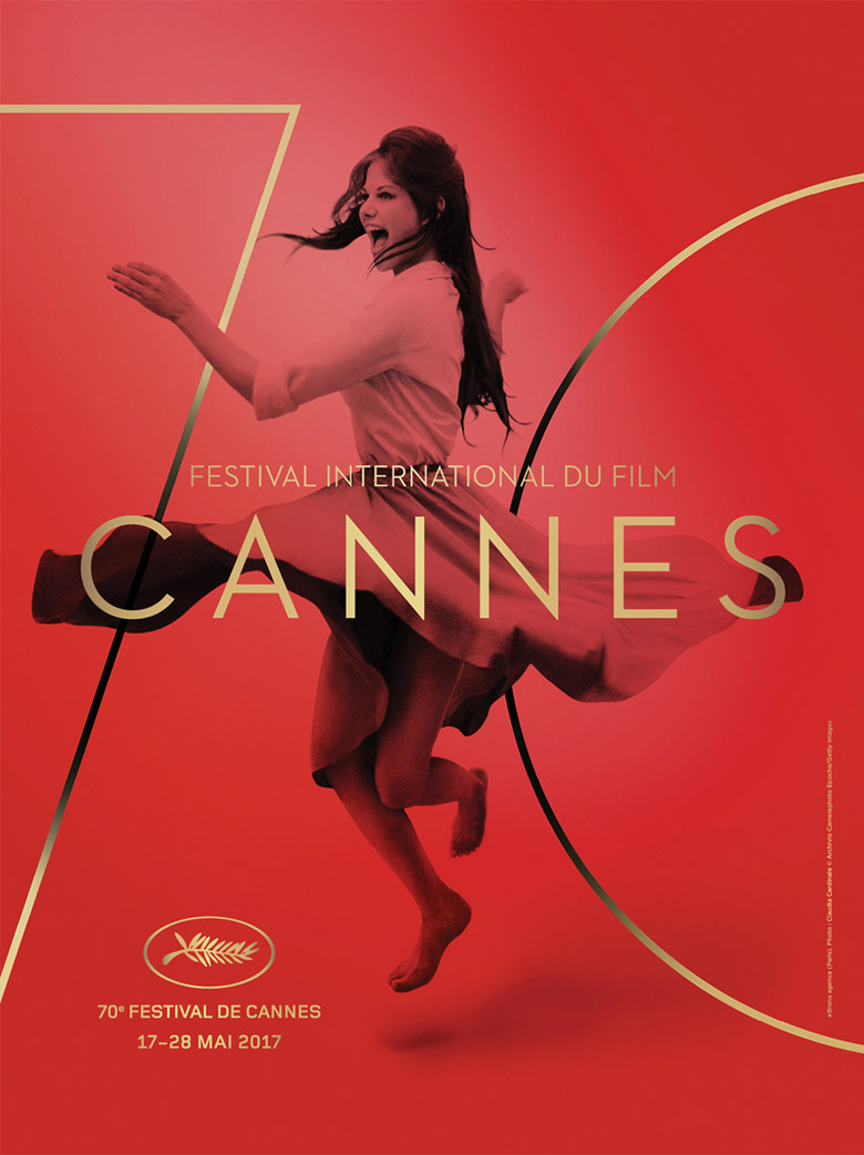 第70届戛纳电影节推出正式海报和形象设计