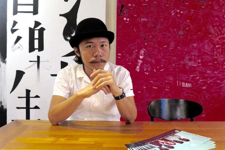 第54届金马奖主视觉<a href=http://www.ccdol.com/sheji/biaozhi/ target=_blank class=infotextkey>logo</a>以及海报<a href=http://www.ccdol.com/ target=_blank class=infotextkey>设计</a>出炉