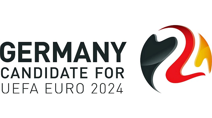官方:德国足协公布2024年欧洲杯申办logo