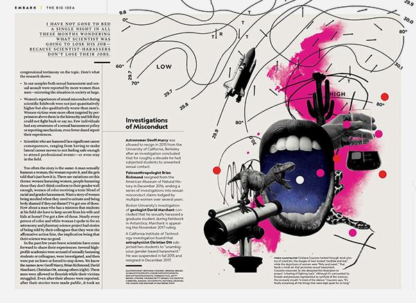 杂志   130岁的《国家地理》推出新版式和新字体