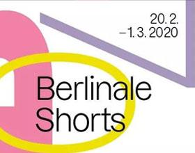 2020年第七十届柏林国际电影节主视觉海报