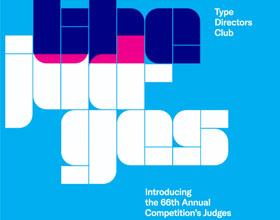 第66届纽约TDC字体艺术指导俱乐部奖入选作品第一辑