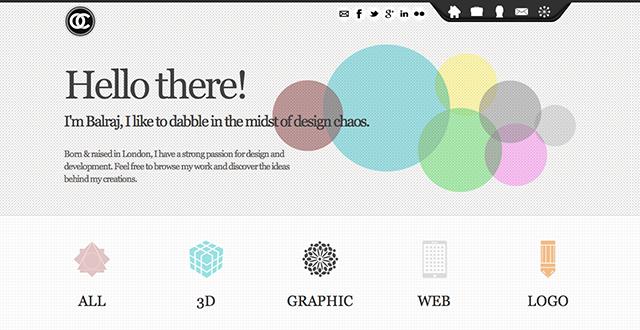 AnyForWeb观点:2015年网页设计配色趋势预测