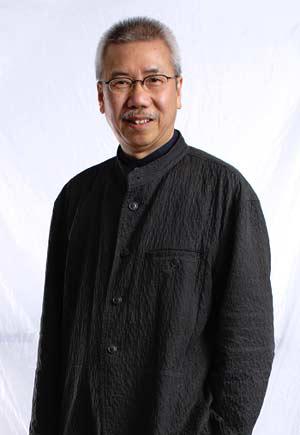 靳埭强:做有中国文化能量的设计