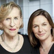 安德莉·普特曼和她的女儿奥利维亚·普特曼