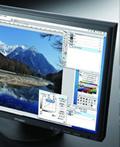 三菱新出专为设计印刷业打造的高端显示器