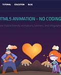设计师10大必备HTML动画工具