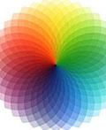 Illustrator制作绚丽的彩色光谱图