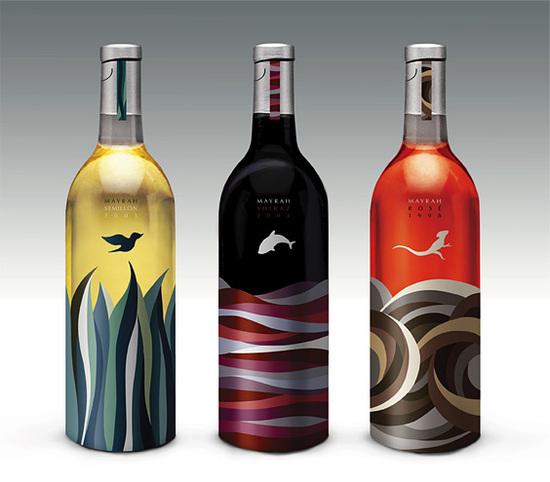 精美的酒包装设计(二)