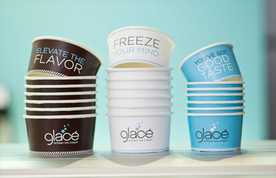 冰激凌包装设计