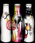 可口可乐包装设计