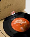 唱片封套包装设计