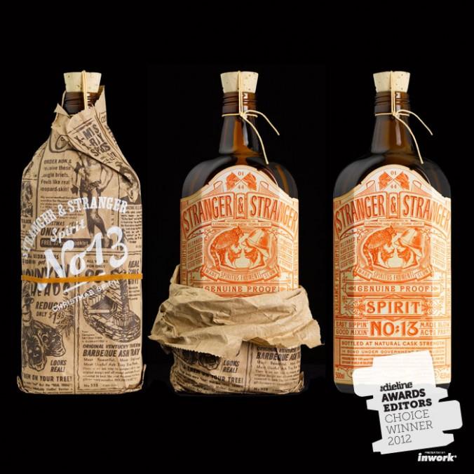 Dieline2012包装设计获奖作品