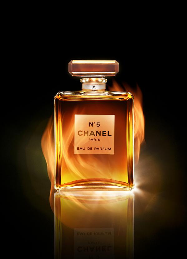 女用香水瓶包装设计欣赏