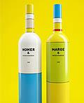 9套精美创意瓶装饮料包装设计