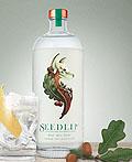 英国Seedlip饮料包装设计