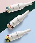 法国概念BREAKFAST牛奶包装设计