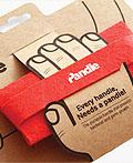 Pandle便携式橡胶手柄包装设计