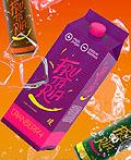 巴西Frutaria饮料包装设计