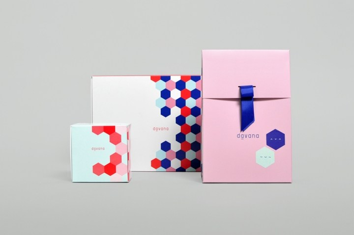 Davana创意礼品包装设计欣赏