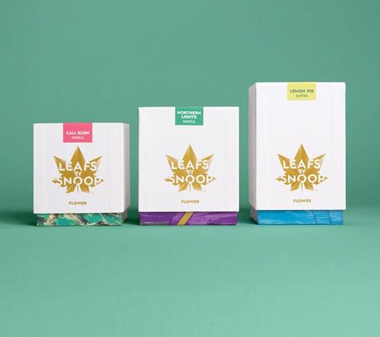 Leafs by Snoop食品包装设计欣赏