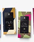 Moncloa巧克力包装设计