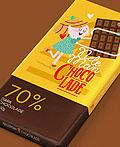 荷兰Neleman巧克力包装设计
