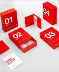 40款简约现代的创意包装设计