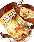 哥伦比亚Chocopanela巧克力饮料包装设计