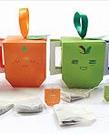 加拿大Lipton茶包装设计