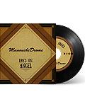 吉普赛爵士乐队Manouche Drome CD包装设计