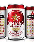 Bintang啤酒70周年纪念版包装