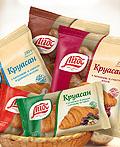 Ligos牛角面包品牌包装设计