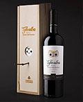 获pentawards2015奖的Tyto Alba葡萄酒包装设计