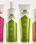 Ayumi天然护肤品包装设计