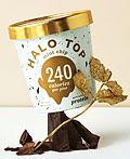 Halo Top冰淇淋包装设计