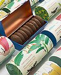 获DIELINE AWARDS 2016奖的Fortnum & Mason巧克力涂层饼干包装设计