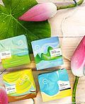 法国Sao So天然皂包装设计