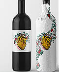 澳大利亚Life Support葡萄酒包装设计